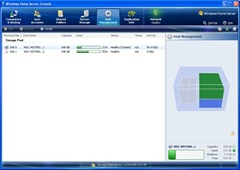 WHS Disk Management Add-In