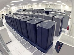 Evaluating data center efficiency.