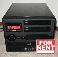 Rent my Windows Home Server.