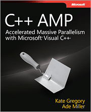 C++ AMP Book Cover